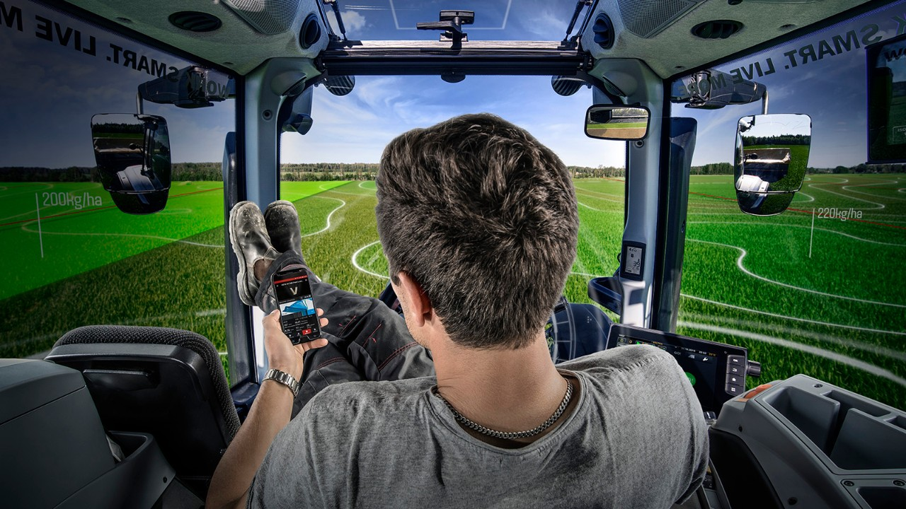 Valtra Smart Farming: Work smart. Live more.